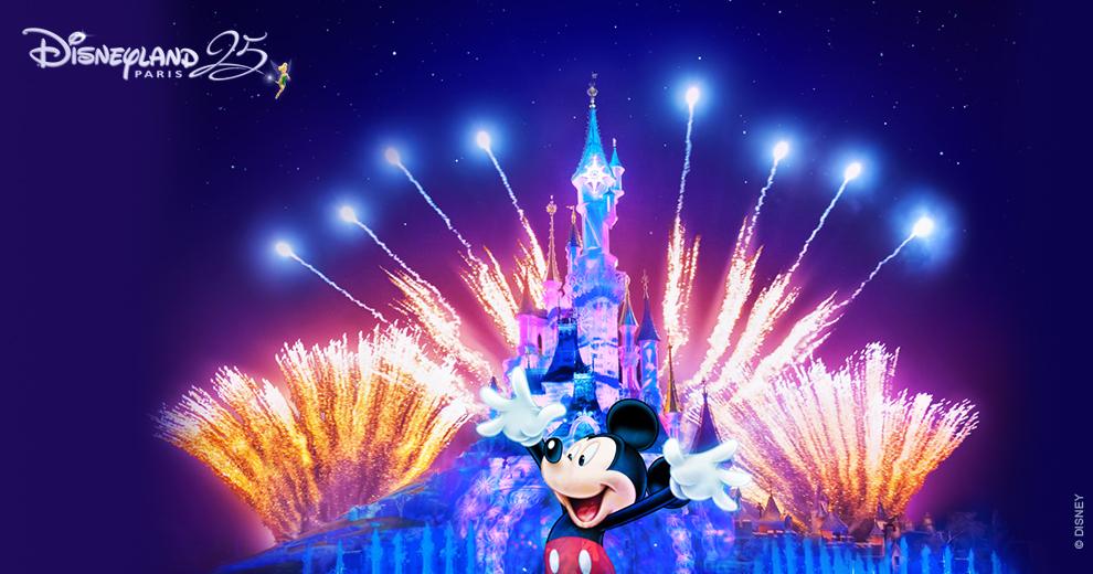 Gagnez vos entrées pour Disneyland® Paris !